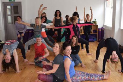 F2F Yoga Classes Coming Soon